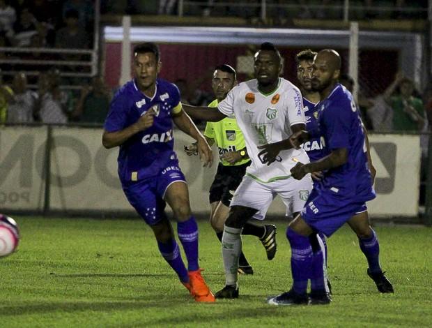 Henrique; Bruno Silva; Cruzeiro; Caldense
