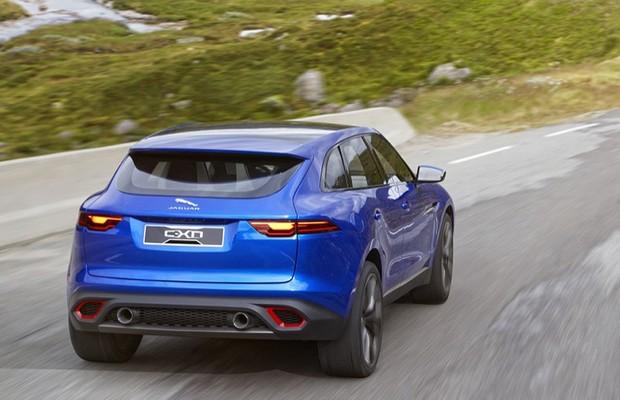 jaguar anuncia crossover f pace para 2016 auto esporte not cias. Black Bedroom Furniture Sets. Home Design Ideas