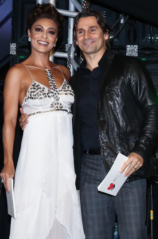 Juliana Paes e Murilo Rosa (Foto: Manuela Scarpa/Brazil News)