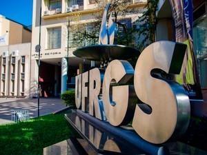 UFRGS fachada (Foto: Ramon Moser/Divulgação)