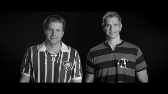 Thiago Fragoso e Márcio Garcia falam de respeito entre torcidas de futebol