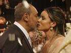 Veja os bastidores do casamento ao vivo que emocionou o Brasil no 'Faustão'
