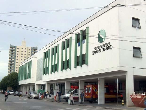 Hospital das Clínicas Samuel Libânio, Pouso Alegre (Foto: Reprodução/ EPTV)