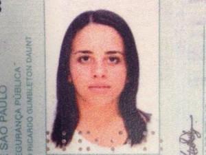 Michele Aparecida Oliveira da Silva, 21 anos (Foto: Marcos Landim/TV Rio Sul)