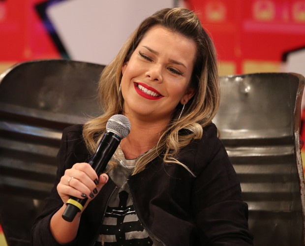 Fernanda Souza (Foto: Isabella Pinheiro/TV Globo)