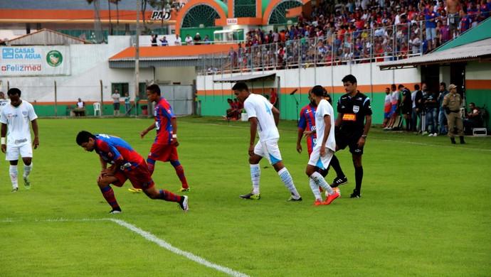 Antonio Carlos Avaí contra o Marcílio Dias (Foto: Flavio Roberto/CNMD)