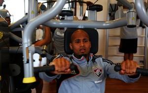 Wellington Silva  (Foto: NELSON PEREZ/FLUMINENSE F.C.)