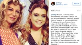 Preta Gil (Foto: Instagram / Reprodução)