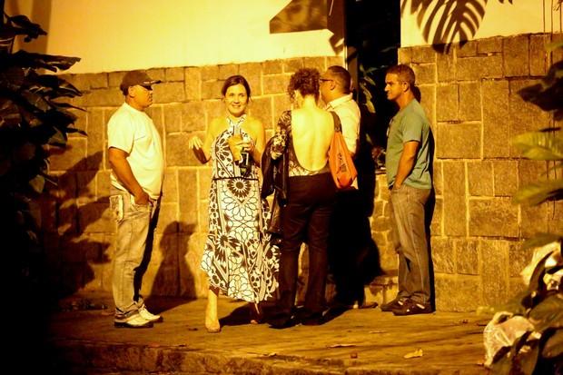 Adriana Esteves (Foto: Delson Silva / AgNews)
