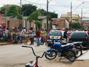 tragédia Carmo do Paranaíba (Foto: Tatiana Pimenta/CPOnline)