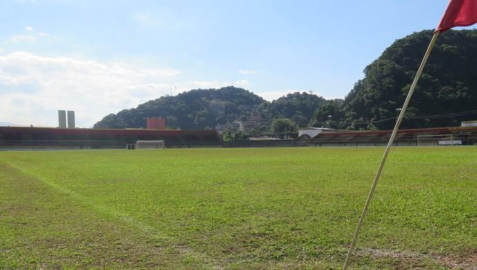 estádio espanha (Foto: Antonio Marcos)