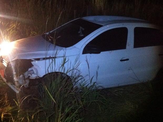 Taxista é morto a tiros na BR-010, em Imperatriz (MA) (Foto: Divulgação / PRF-MA)