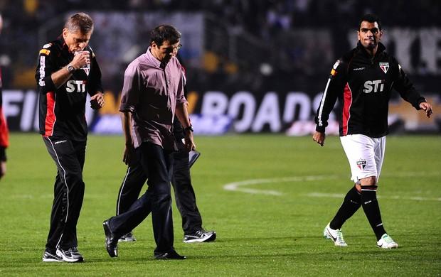 Paulo Autuori, Corinthians x São Paulo - final Recopa (Foto: Marcos Ribolli)