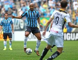 grêmio criciúma fellipe bastos arena (Foto: Lucas Uebel/Grêmio FBPA)