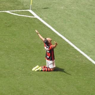 Flamengo x Grêmio - Diego (Foto: Fred Gomes)