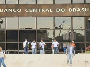 JN - Banco Central (Foto: Reprodução/Jornal Nacional)
