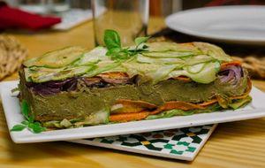 Terrine de lentilha com legumes: receita da Bela Gil