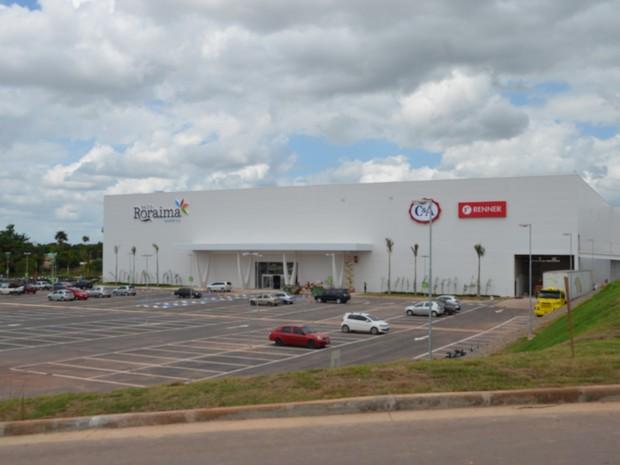 50a4d9fd6 G1 - Novos shoppings impulsionam economia e mercado em Roraima ...