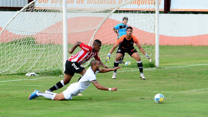 Rio Branco-SP x Paulista Série A2 (Foto: Sanderson Barbarini / Foco no Esporte)
