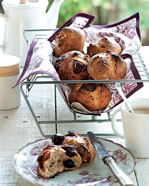 Pão de chocolate e ameixa (Foto:  Iara Venanzi )