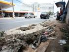 Ligação irregular pode ter provocado estouro de galeria pluvial em Maceió