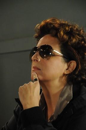 Marta (Betty Lago) em GUERRA E PAZ (Foto: TV Globo / Frederico Rozario)