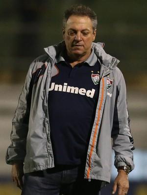 Abel Braga Portuguesa x Fluminense (Foto: Photocâmera)