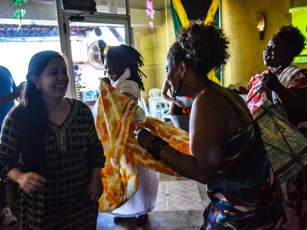 Festa, cultura negra, marabaixo, Sankofa, amapá, macapá, (Foto: Sankofa/Divulgação)
