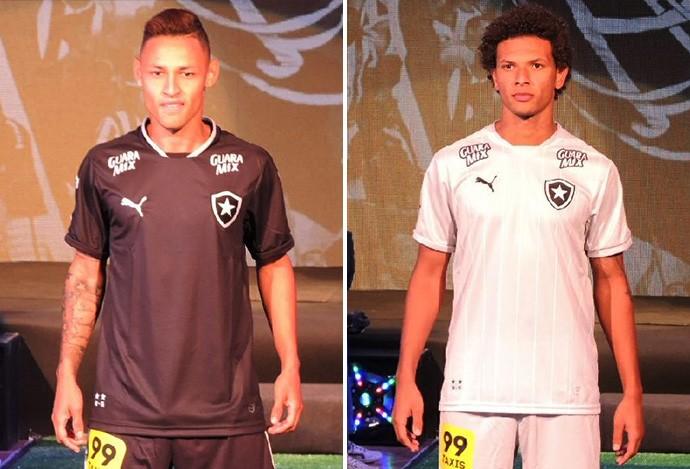 Camisa Botafogo 2 (Foto: Gustavo Rotstein)