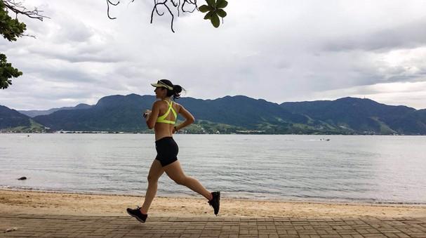 Giulianna Pansera, endocrinologista, blogger e corredora (Foto: Divulgação)