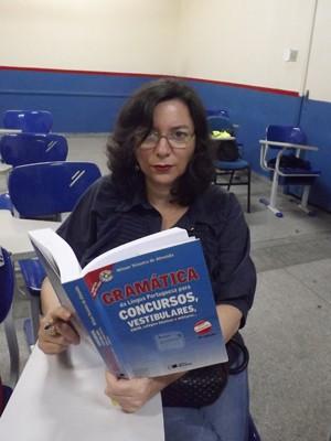 Lilian Salamon diz que agora vai direcionar os estudos para a banca Cespe (Foto: Divulgação)