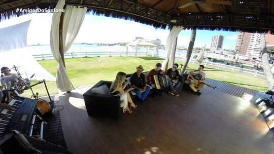 Waldonys, França, Luís Marcelo & Gabriel e Ohara Ravick celebram musicalidade nordestina