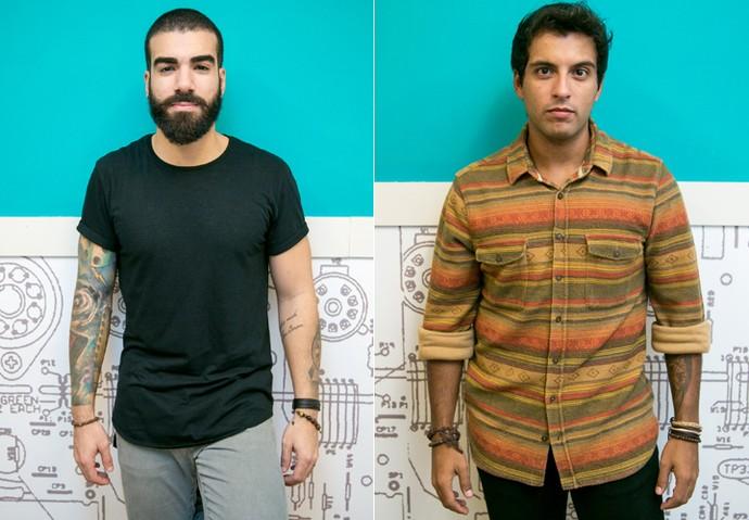 OutroEu é outra banda que aprecisa tattoos (Foto: Isabella Pinheiro/Gshow)