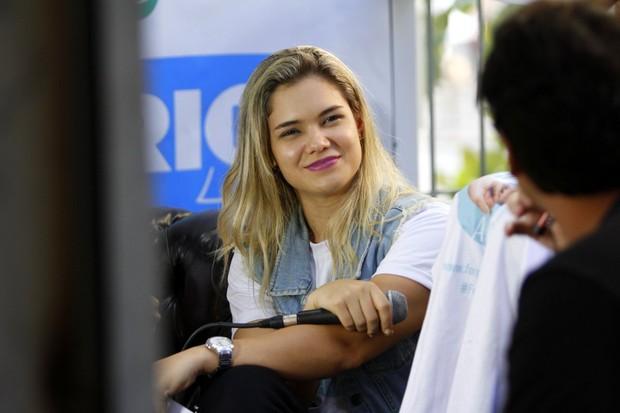 Katherine Campos (Foto: Marcos Ferreira /Brazil News)