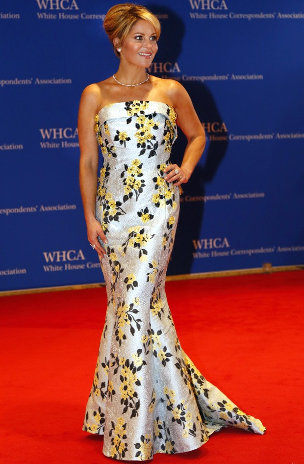 White House Correspondent's Dinner - Candace Cameron-Bure (Foto: Getty Images)