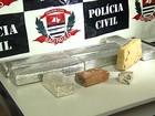 Drogas apreendidas em Ribeirão iriam para o Sul de Minas, diz polícia