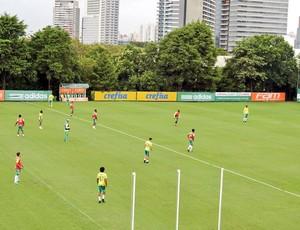 Palmeiras treino Academia (Foto: Tossiro Neto)