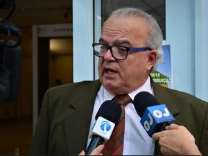 Advogado disse acreditar na absolvição do réu (Foto: Samuel Pancher/O Jornal)