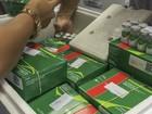 Porto Alegre recebe primeiro lote de vacinas contra H1N1 para distribuir