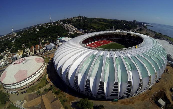 estádio Beira-Rio (Foto: Wesley Santos/Agência PressDigital)