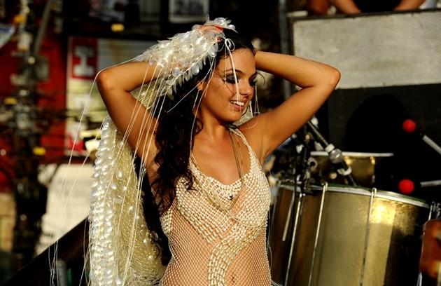 Sereia foi sua personagem em 'O canto da sereia', série exibida pela Globo em 2013 (Foto: TV Globo)