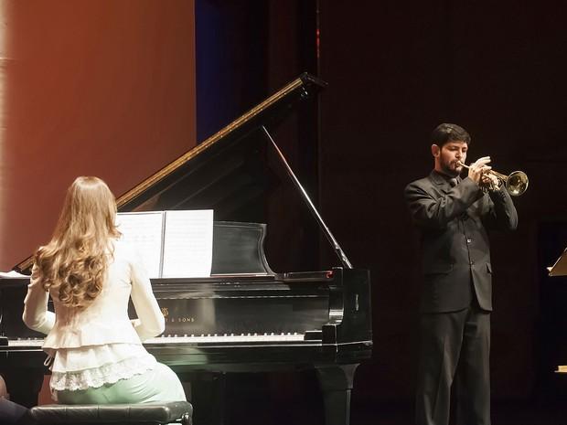 Pianistas Correpetidores do Conservatório de Tatuí (Foto: Divulgação/ Conservatório de Tatuí)