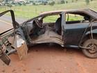 Mecânico morre após capotamento de carro de cliente em Matutina, MG
