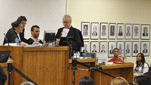 bruno julgamento, sessão (Foto: Vagner Antonio / TJMG)