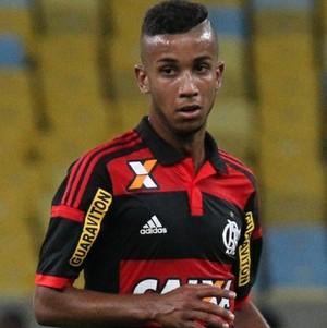 Jorge, Flamengo x Bangu (Foto: Gilvan de Souza / Flamengo)