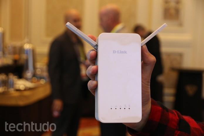 Kit Wi-Fi Covr power line (Foto: Anna Kellen Bull/TechTudo)