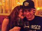 Paloma Bernardi e Thiago Martins têm programa romântico