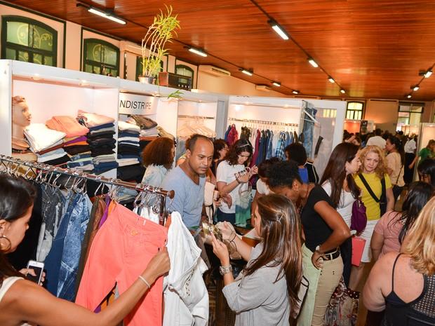 Circuito terá roupas a preço de fábrica e atividades culturais em São Cristóvão (Foto: Divulgação)