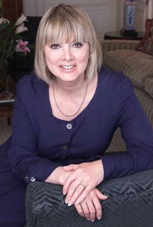 Jane Plant em foto de seu livro (Foto: divulgação)