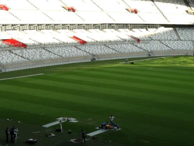 Mineirão será um dos estádios-sede da Copa das Confederações. (Foto: Humberto Trajano/G1)